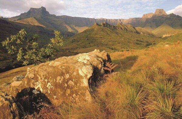 The Drakensberg, South Africa