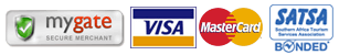 Safe and Secure Checkout with Visa and Mastercard