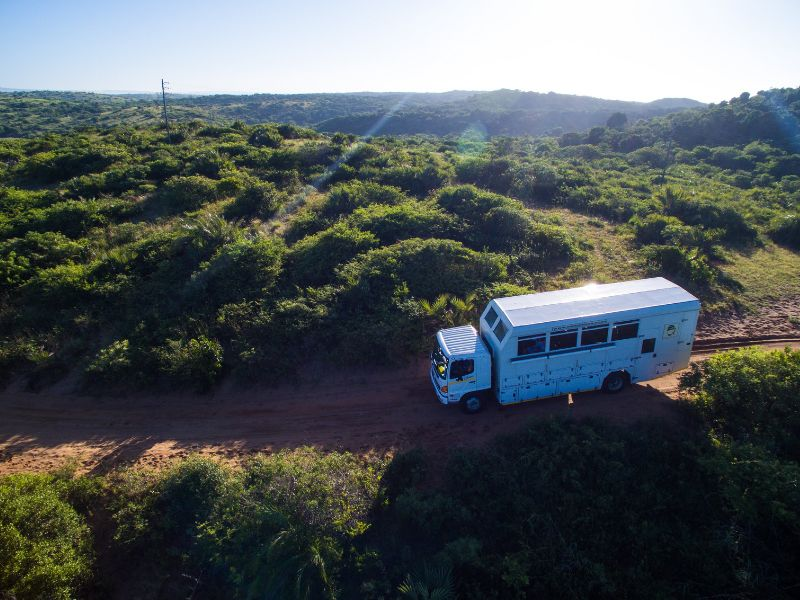 Why an Overland Tour?
