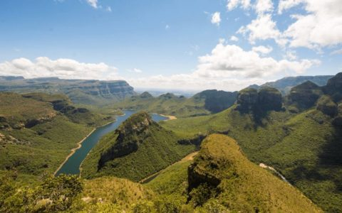 Panorama Route South Africa Blyde River Canyon to Johannesburg